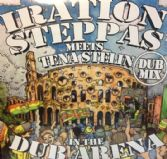 Iration Steppas Meets Tena Stelin -  In The Dub Arena Dub Mix (Iration Steppas) LP